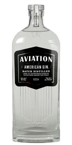 Aviation American Gin has notes of cardamom and lavender