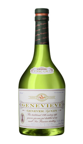 "Genevieve Gin has notes of dark fruit"" title=""Genevieve Gin has notes of dark fruit"