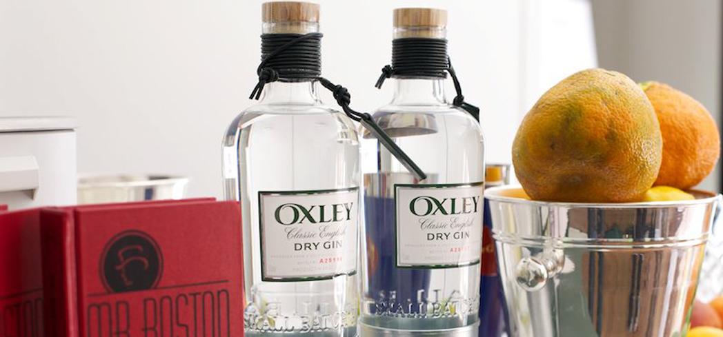 Oxley Dry Gin contains fourteen botanicals