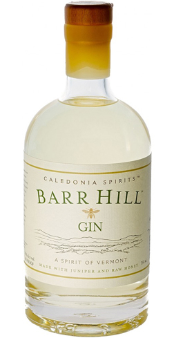 Barr Hill Gin is produced using sustainable farming techniques