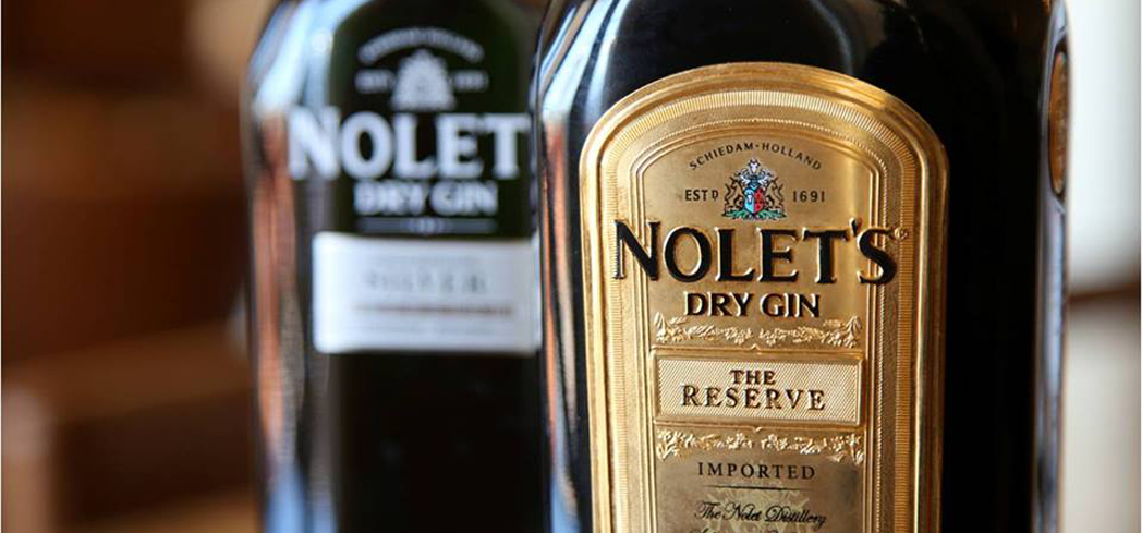 Nolet's Reserve Gin has a citrus flavor with a smooth finish