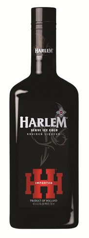 Harlem Liqueur is an herb-based liqueur imported from Holland