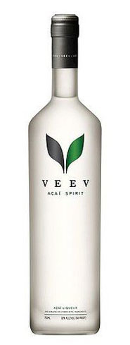 VEEV Açai Spirit contains prickly pear, which is believed to combat hangovers