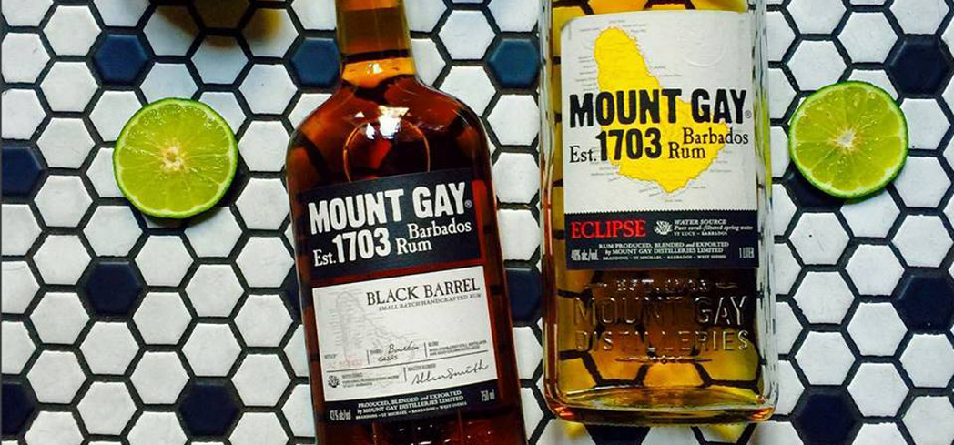 Mount Gay rum was originally named Mount Gilboa
