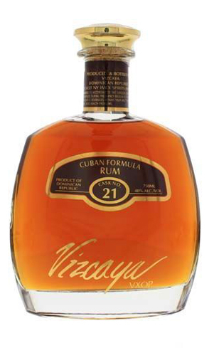 "Vizcaya VXOP Cask 21 Rum is distilled in small batches in the ""méthode agricole"""