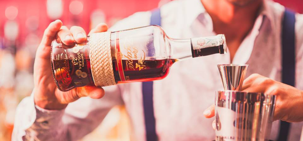 The higher-end Ron Zacapa XO is a blend of rums between six and 25 years old