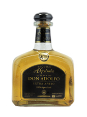 Alquimia Reserva de Don Adolfo Extra Añejo is considered to be a cognac-like tequila