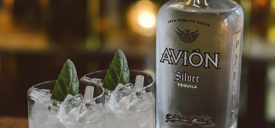 Avión Silver Tequila can be enjoyed neat or with a mixer