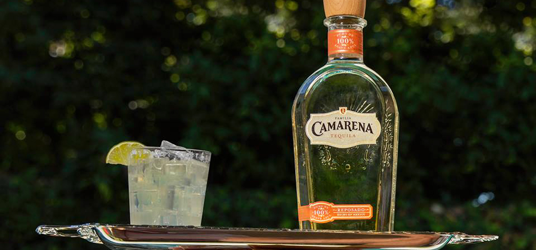 Camarena Tequila are made via volcanic oven slow-roasting of the agave