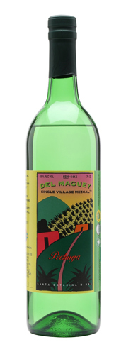 Del Maguey Pechuga has fresh fruit aromas