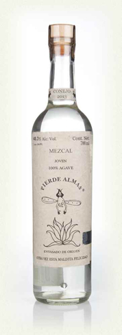 The Pierde Almas Conejo is certainly an adventurous mezcal