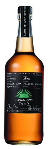 Casamigos Añejo Tequila has a sweet taste and a full mouthfeel