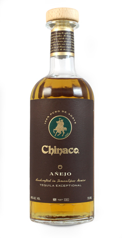 Chinaco Añejo Tequila has distinctive dark fruit aromas