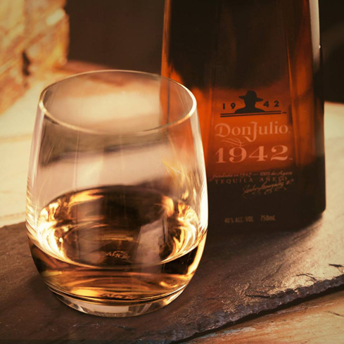 Don Julio 1942 is made using mature, handpicked blue agave