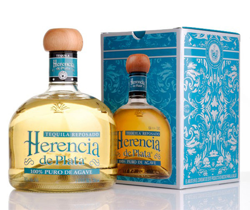 Herencia de Plata Tequila comes in three varieties