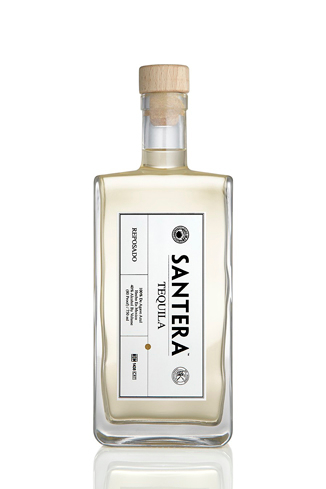 Santera Reposado Tequila has vegetal and tropical fruit notes