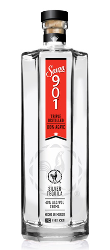 Sauza 901 has a sweet, medium finish