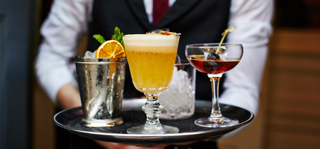 Check out GAYOT's Top 10 Classic Cocktails for the perfect drink