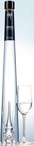 Milagro Unico Tequila is a blend of triple-distilled silver tequila