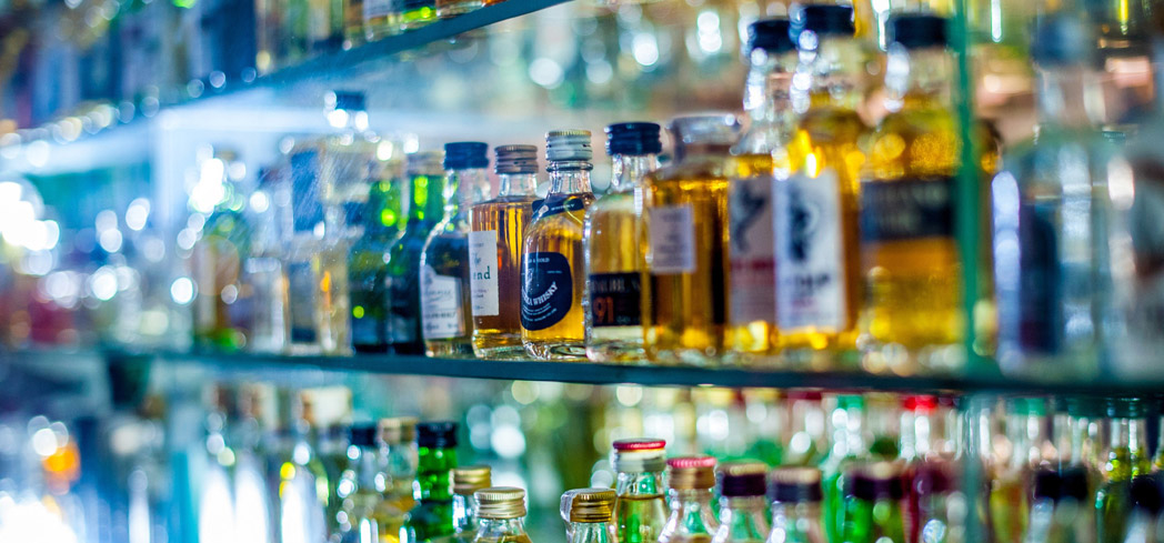 GAYOT's Top 10 Spirits have a wide range of liquors from rum to mezcal