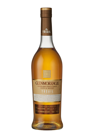 Glenmorangie Single Malt Scotch is made from hand-malted barley