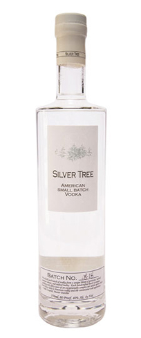 Silver Tree American Small Batch Vodka is a light and clean potato vodka