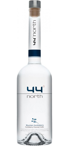 44° North Mountain Huckleberry  is made from Burbank and Russet potatoes and mountain huckleberries