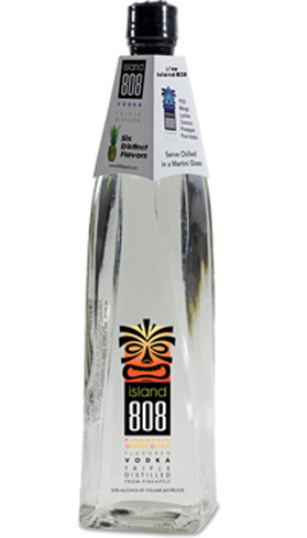 Drink the flavors of the Hawaiian Islands with Island 808 Pineapple Orange Guava