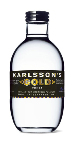 Karlsson's is a solid go-to vodka that pairs with anything from a Bloody Mary to a vodka soda