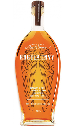 Angel's Envy Kentucky Straight Bourbon exhibits a light, playful flavor