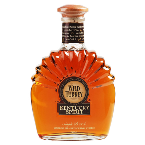 Wild Turkey Kentucky Spirit is a single barrel bourbon