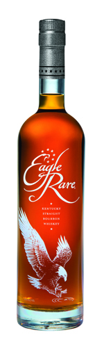 Eagle Rare has bright apple and pear notes on the nose