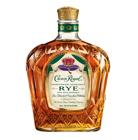 Crown Royal Northern Harvest Rye boasts flavors of butterscotch, vanilla and white pepper