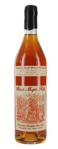 Black Maple Hill 16-Year-Old Small Batch has a nose of molasses and brown sugar