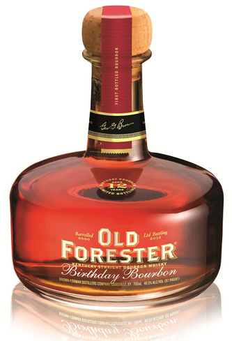Old Forester Birthday Bourbon is all from one specific day of production