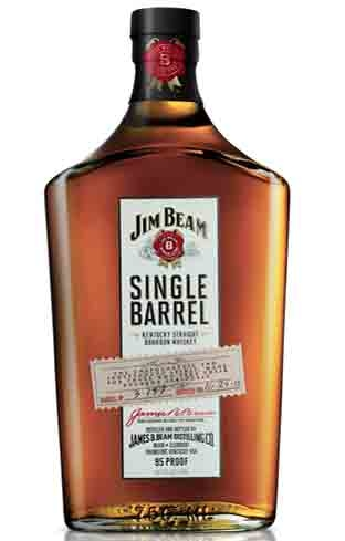 Jim Beam Single Barrel is true blue American whiskey — full-bodied and smooth