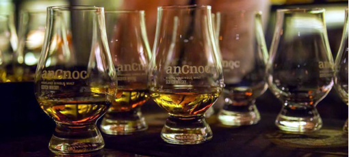 AnCnoc Cutter Highland Single Malt Scotch Whisky