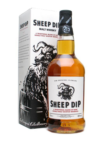 Sheep Dip, whether at home or after dinner at a restaurant