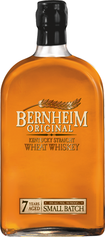 Bernheim Original Kentucky Straight Wheat Whiskey was the first wheat whiskey ever released on the U.S. market