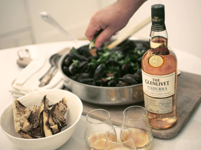 The Glenlivet Nàdurra First Fill Selection has a distinct, honeyed taste