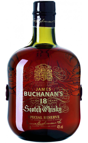 Buchanan 18 Year Special Reserve has flavors of citrus zest, vanilla and caramel