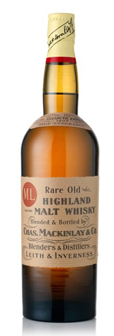 Mackinlay's Shackleton Rare Old Highland Malt Whisky is inspired by Ernest Shackleton's stash of whisky from his Antarctic expedition in 1907