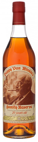 Try Pappy Van Winkle's 20-Year-Old bourbon neat