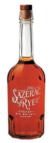 Sazerac Kentucky Straight Rye Whiskey is an inherently strong and spicy whiskey