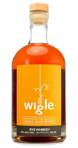 Wigle pot-distills its spirit grain-to-bottle