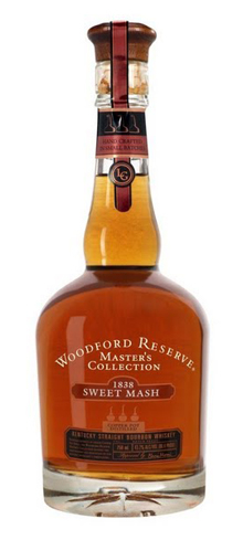 Woodford Reserve 1838 Sweet Mash has a smooth finish