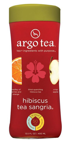 Argo Signature Bottled Tea is made from all-natural ingredients