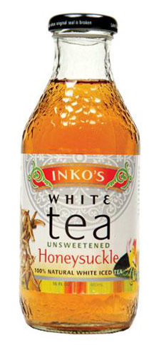 Inko's was the first company to singularly produce premium, bottled white iced tea