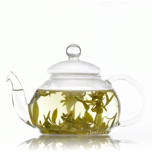 Teavivre Premium Dragon Well Long Jing Green Tea is a top seller in China