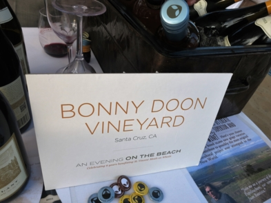 Wines from Bonny Doon Vineyard